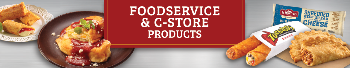 Foodservice & Cstore Products