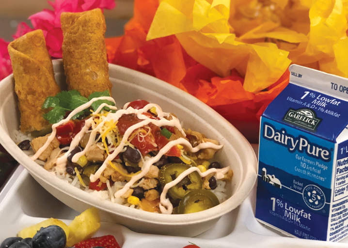 Pictured: Tex-Mex Bowl