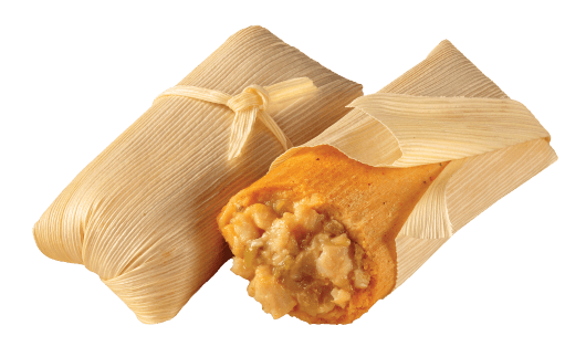 Chicken Tamales (With Labels) - Bulk Pack FSW