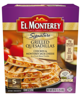 Signature Charbroiled Chicken & Monterey Jack Cheese Quesadillas